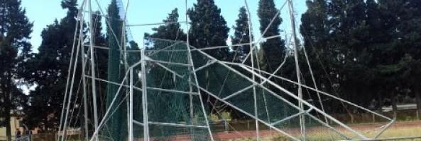 """ORDINANZA DI CHIUSURA PER INAGIBILITA' IMPIANTO SPORTIVO DI ATLETICA LEGGERA """"CAMPO SCUOLA CONI"""""""