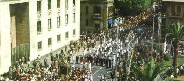 FESTA DELLA MADONNA DELLA CONSOLAZIONE (FESTA I MARONNA)