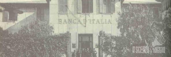 COME ERAVAMO: BANCA D'ITALIA