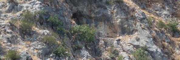 LE BELLEZZE NASCOSTE DI CALABRIA: LA GROTTA DI SANT'ANGELO