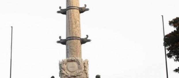 REGGIO CALABRIA: CERIMONIA CELEBRATIVA DEL 4 NOVEMBRE, GIORNO DELL'UNITA' NAZIONALE E GIORNO DELLE FORZE ARMATE