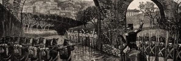 RACCONTI DI CALABRIA, I FRATELLI BANDIERA