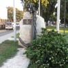 MONUMENTO AL MARINAIO SUL LUNGOMARE REGGINO