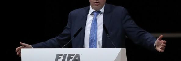 REGGINO IL NUOVO PRESIDENTE DELLE FIFA
