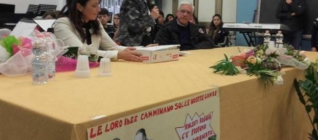 TIBERIO BENTIVOGLIO PROFESSORE DI LEGALITA' ALL'I.C. NOSSIDE PYTHAGORAS