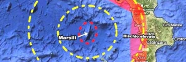 """VULCANO MARSILI, L'ULTIMO ALLARME DEI GEOLOGI: """"E' ATTIVO, RISCHIO TSUNAMI PER L'ITALIA"""""""