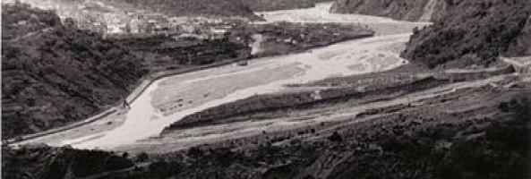 ALLUVIONE A REGGIO CALABRIA E PROVINCIA NELL'OTTOBRE 1953