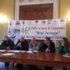 """PRESENTATO AL SALONE DEI LAMPADARI DI PALAZZO SAN GIORGIO IL 46^ TUFFO IN MARE DI CAPODANNO """"MIMI' FORTUGNO"""" CITTA' METROPOLITANA DI REGGIO CALABRIA"""
