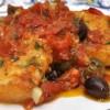 Ricette di Calabria: baccalà con le patate