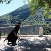 I preti in bicicletta