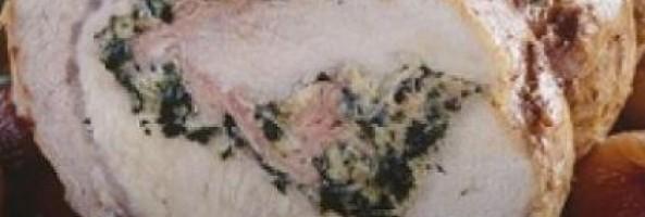 Ricette di Calabria: rotolo di carne ripieno