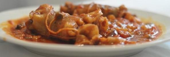Ricette di Calabria: ventricelle di stoccafisso