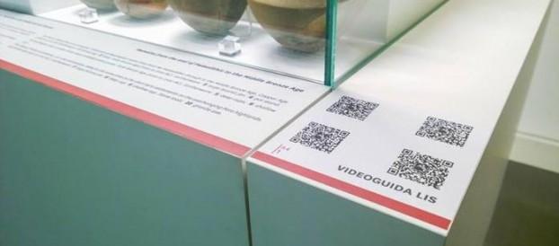 Premiata video guida Lis Museo Reggio