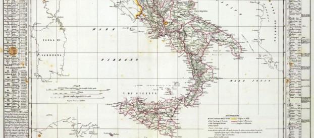 STORIA DI REGGIO: LA RIUNIFICAZIONE DEL MERIDIONE: IL REGNO DELLE DUE SICILIE E IL SISTEMA MONETARIO