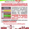 REGGIO CALABRIA: MODIFICA CALENDARIO DELLA RACCOLTA DIFFERENZIATA PER FERRAGOSTO