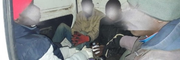 GIOIA TAURO: CONTRASTO AL CAPORALATO DA PARTE DELLE FORZE DELL'ORDINE