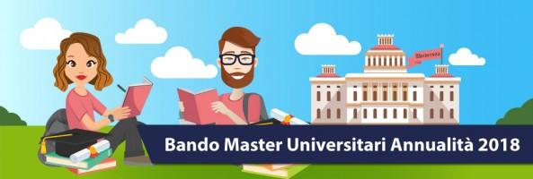 Voucher per la partecipazione a Master Universitari Regione Calabria: domande di partecipazione