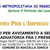 COMUNE DI ROCCELLA IONICA RICERCA DUE OPERAI PER 5 MESI
