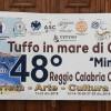 """PRESENTATO IL 48° TUFFO IN MARE DI CAPODANNO """"MIMI' FORTUGNO"""" REGGIO CALABRIA – CITTA' METROPOLITANA"""