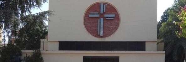 LE PARROCCHIE REGGINE: CHIESA DEL DIVIN SOCCORSO