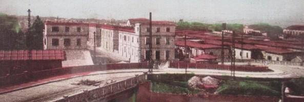 CHIESE REGGINE SCOMPARSE: SANTA MARIA DEL BOSCO