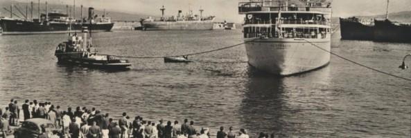 LA MIGRAZIONE ITALIANA VERSO L'AUSTRALIA NEGLI ANNI '50