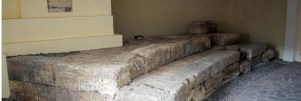 MONUMENTI DA VISITARE A REGGIO: L'ODEON (O BOULEUTERION)