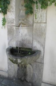 fontana arangea