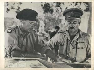 23_09_1943 il generale Montgomery a Reggio Calabria.