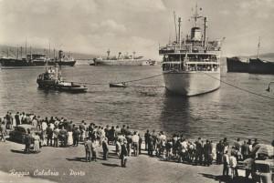porto reggio nave australia