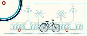 Reggio in bici