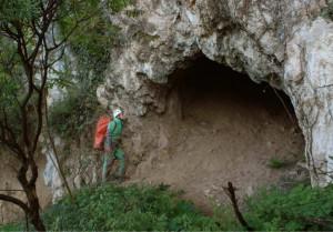 Grotta dell'Eremita_entrata