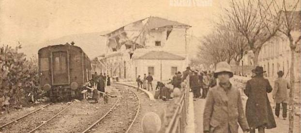 28 DICEMBRE 1908, FUNESTA DATA PER REGGIO E MESSINA