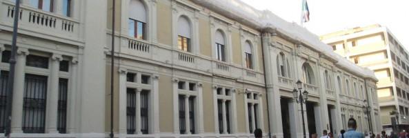 I PALAZZI STORICI DI REGGIO CALABRIA: IL PALAZZO DELLA BANCA D'ITALIA
