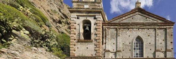 BELLEZZE DI CALABRIA: CHIESA DEI SS. PIETRO E PAOLO A PENTEDATTILO