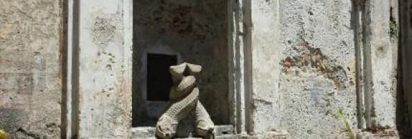 BELLEZZE DI CALABRIA: LA FONTANA GEBBIA (O FONTANA DEI DELFINI) DI STILO