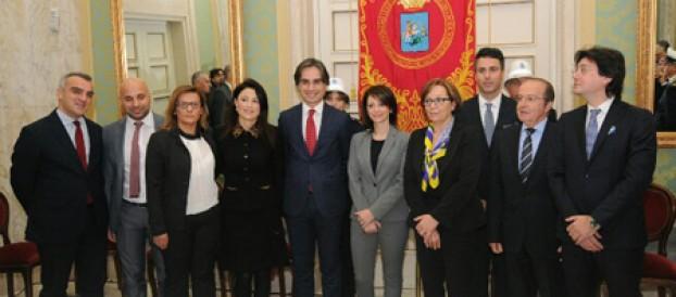 REGGIO CALABRIA: PARTORITA LA NUOVA GIUNTA COMUNALE