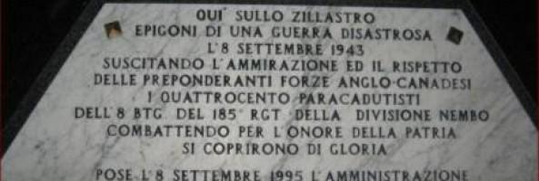 L'ULTIMA BATTAGLIA DELLA II GUERRA MONDIALE IN ASPROMONTE.