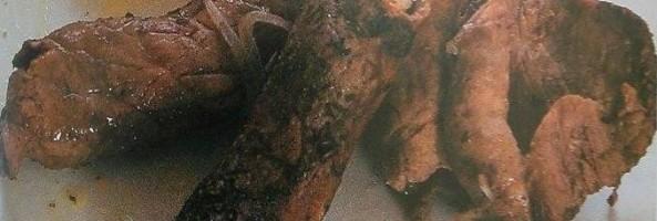 Ricette di Calabria: salsiccia 'nfasciata
