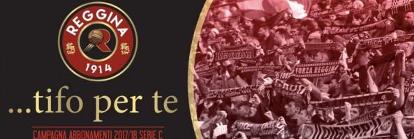 Reggina Calcio, presentata la campagna abbonamenti 2017/18