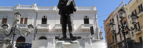 IL MONUMENTO A BIAGIO CAMAGNA