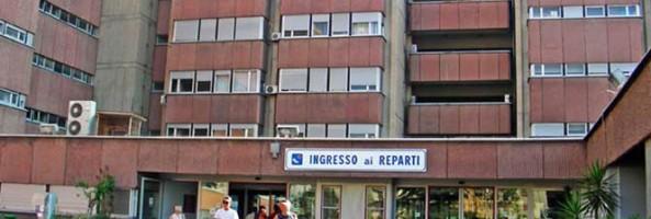 SOSPESO DIRIGENTE MEDICO DELL'OSPEDALE DI REGGIO CALABRIA