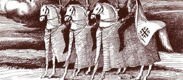 LA LEGGENDA DI OSSO, MASTROSSO E CARCAGNOSSO (LA NASCITA DI COSA NOSTRA,'NDRANGHETA E CAMORRA)