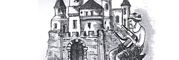 LEGGENDE DI CALABRIA: IL CASTELLO DI ATI' E LA DAMA VELATA