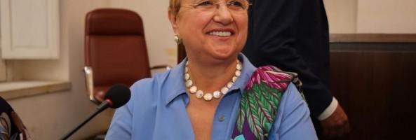 """LIDIA BASTIANICH: """" IN CALABRIA GENUINITÀ E GUSTO PER ATTIRARE SEMPRE PIÙ"""""""
