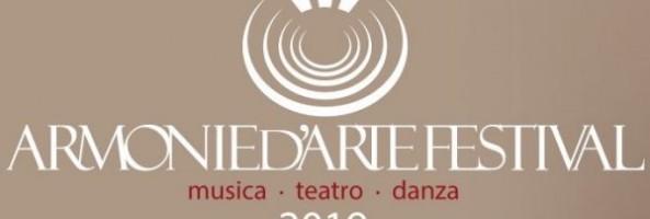 "PRESENTATO A ROMA ""ARMONIE D'ARTE FESTIVAL 2019"""