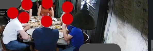 REGGIO CALABRIA: CONSUMANO LA PIZZA IN OTTO E SI DILEGUANO SENZA PAGARE IL CONTO