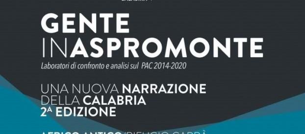 """""""GENTE IN ASPROMONTE, SECONDA EDIZIONE"""", AD AFRICO ANTICO IL 29 E 30 AGOSTO"""